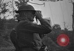 Image of General Johnston Germany, 1917, second 8 stock footage video 65675045752
