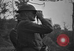 Image of General Johnston Germany, 1917, second 11 stock footage video 65675045752