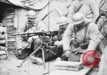 Image of machine gun France, 1916, second 8 stock footage video 65675045772