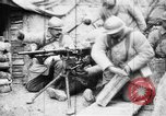 Image of machine gun France, 1916, second 10 stock footage video 65675045772