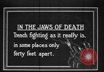 Image of French soldiers France, 1916, second 5 stock footage video 65675045778