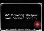 Image of French soldiers France, 1916, second 2 stock footage video 65675045783
