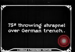 Image of French soldiers France, 1916, second 3 stock footage video 65675045783
