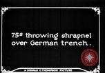 Image of French soldiers France, 1916, second 4 stock footage video 65675045783