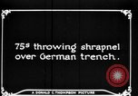 Image of French soldiers France, 1916, second 5 stock footage video 65675045783