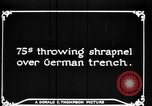 Image of French soldiers France, 1916, second 6 stock footage video 65675045783
