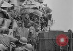 Image of Japanese ships Pacific Theater, 1940, second 11 stock footage video 65675045802