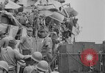 Image of Japanese ships Pacific Theater, 1940, second 12 stock footage video 65675045802