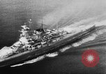 Image of German heavy cruiser, Admiral Scheer European Theater, 1940, second 6 stock footage video 65675045804