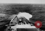 Image of German heavy cruiser, Admiral Scheer European Theater, 1940, second 8 stock footage video 65675045804