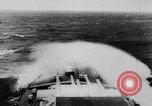 Image of German heavy cruiser, Admiral Scheer European Theater, 1940, second 9 stock footage video 65675045804
