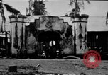 Image of American prisoners of war Bilibid Philippines, 1945, second 10 stock footage video 65675045814