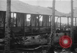 Image of war damage Cabanatuan Philippines, 1945, second 8 stock footage video 65675045816