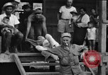 Image of American prisoners Cabanatuan Philippines, 1945, second 6 stock footage video 65675045818