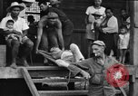Image of American prisoners Cabanatuan Philippines, 1945, second 8 stock footage video 65675045818