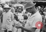 Image of American prisoners Philippines, 1945, second 5 stock footage video 65675045819