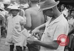 Image of American prisoners Philippines, 1945, second 8 stock footage video 65675045819