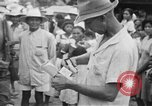 Image of American prisoners Philippines, 1945, second 9 stock footage video 65675045819
