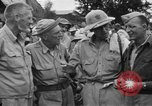 Image of American prisoners Philippines, 1945, second 9 stock footage video 65675045820