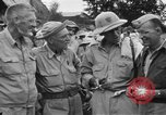 Image of American prisoners Philippines, 1945, second 10 stock footage video 65675045820