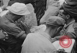 Image of American prisoners Philippines, 1945, second 8 stock footage video 65675045822