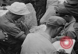 Image of American prisoners Philippines, 1945, second 9 stock footage video 65675045822