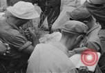 Image of American prisoners Philippines, 1945, second 10 stock footage video 65675045822