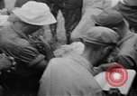 Image of American prisoners Philippines, 1945, second 11 stock footage video 65675045822