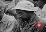 Image of American prisoners Philippines, 1945, second 12 stock footage video 65675045822