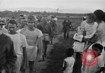 Image of American prisoners Philippines, 1945, second 8 stock footage video 65675045823