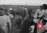 Image of American prisoners Philippines, 1945, second 9 stock footage video 65675045823