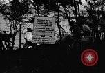 Image of Palawan Massacre prisoners bodies recovered Palawan Philippines, 1945, second 11 stock footage video 65675045828
