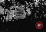 Image of Palawan Massacre prisoners bodies recovered Palawan Philippines, 1945, second 12 stock footage video 65675045828