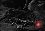 Image of Palawan Massacre victims recovered Palawan Philippines, 1945, second 7 stock footage video 65675045829