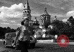 Image of church Ukraine, 1943, second 2 stock footage video 65675045857