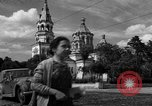 Image of church Ukraine, 1943, second 4 stock footage video 65675045857