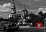 Image of church Ukraine, 1943, second 5 stock footage video 65675045857
