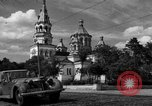 Image of church Ukraine, 1943, second 6 stock footage video 65675045857