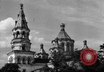 Image of church Ukraine, 1943, second 7 stock footage video 65675045857