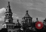 Image of church Ukraine, 1943, second 8 stock footage video 65675045857