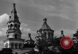 Image of church Ukraine, 1943, second 9 stock footage video 65675045857