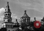 Image of church Ukraine, 1943, second 10 stock footage video 65675045857