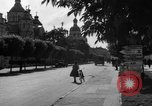 Image of military occupation and street scenes Ukraine, 1943, second 10 stock footage video 65675045859