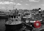 Image of the seaport of Odessa Ukraine, 1943, second 9 stock footage video 65675045860