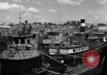 Image of the seaport of Odessa Ukraine, 1943, second 10 stock footage video 65675045860