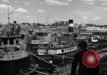 Image of the seaport of Odessa Ukraine, 1943, second 11 stock footage video 65675045860
