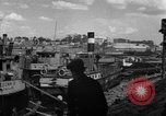 Image of the seaport of Odessa Ukraine, 1943, second 12 stock footage video 65675045860