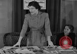 Image of League of Women Voters United States USA, 1950, second 7 stock footage video 65675045875