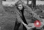 Image of American women in civic duties Monroe New York USA, 1950, second 2 stock footage video 65675045877