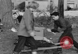 Image of American women in civic duties Monroe New York USA, 1950, second 7 stock footage video 65675045877
